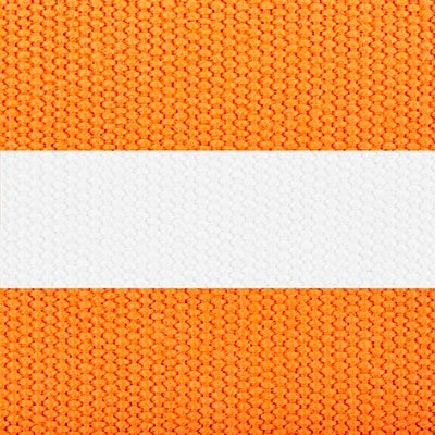 Orange Stripe R-005 Fabric