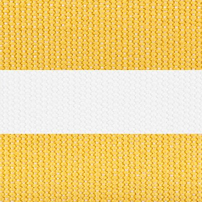 Recacril Yellow Stripe R-055 Fabric
