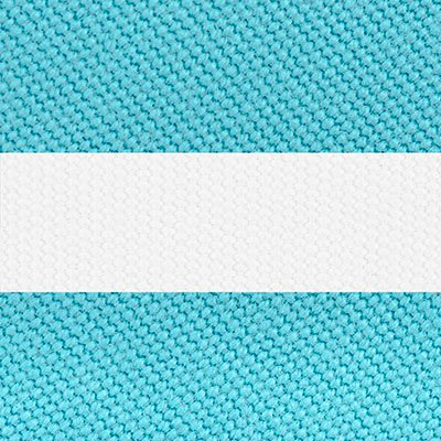 Recacril Turquoise Stripe R-011 Fabric