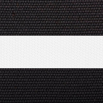 Recacril Black Stripe R-017 Fabric