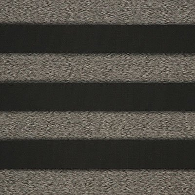 Sunbrella Centered Onyx 56109-0001 Fabric
