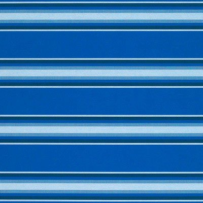 Sunbrella Pacific Blue Fancy 4755 Fabric