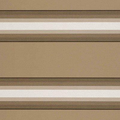 Sunbrella White / Beige 4796 Fabric