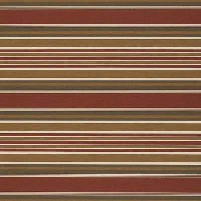 Sunbrella Eastland Redwood 4813 Fabric