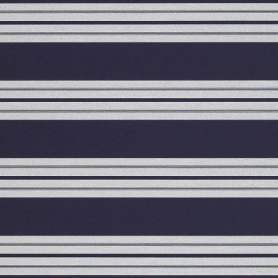 Sunbrella Captain Navy / Natural Classic 4902 Fabric